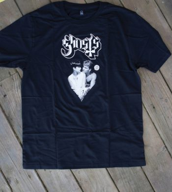 T-shirt équitable Ghosts